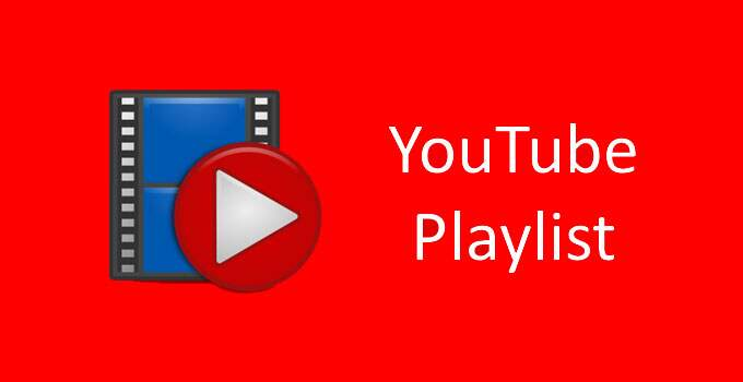 Outra dica de SEO no Youtube é aproveitar as playlists