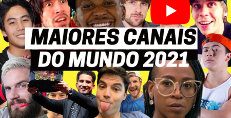 maior canal do youtube